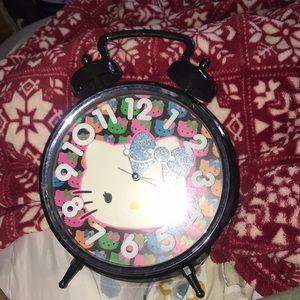 Hello Kitty Clock (HK)